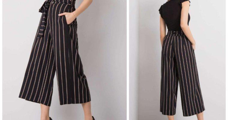 Широкі жіночі штани — різні типи та як їх носити