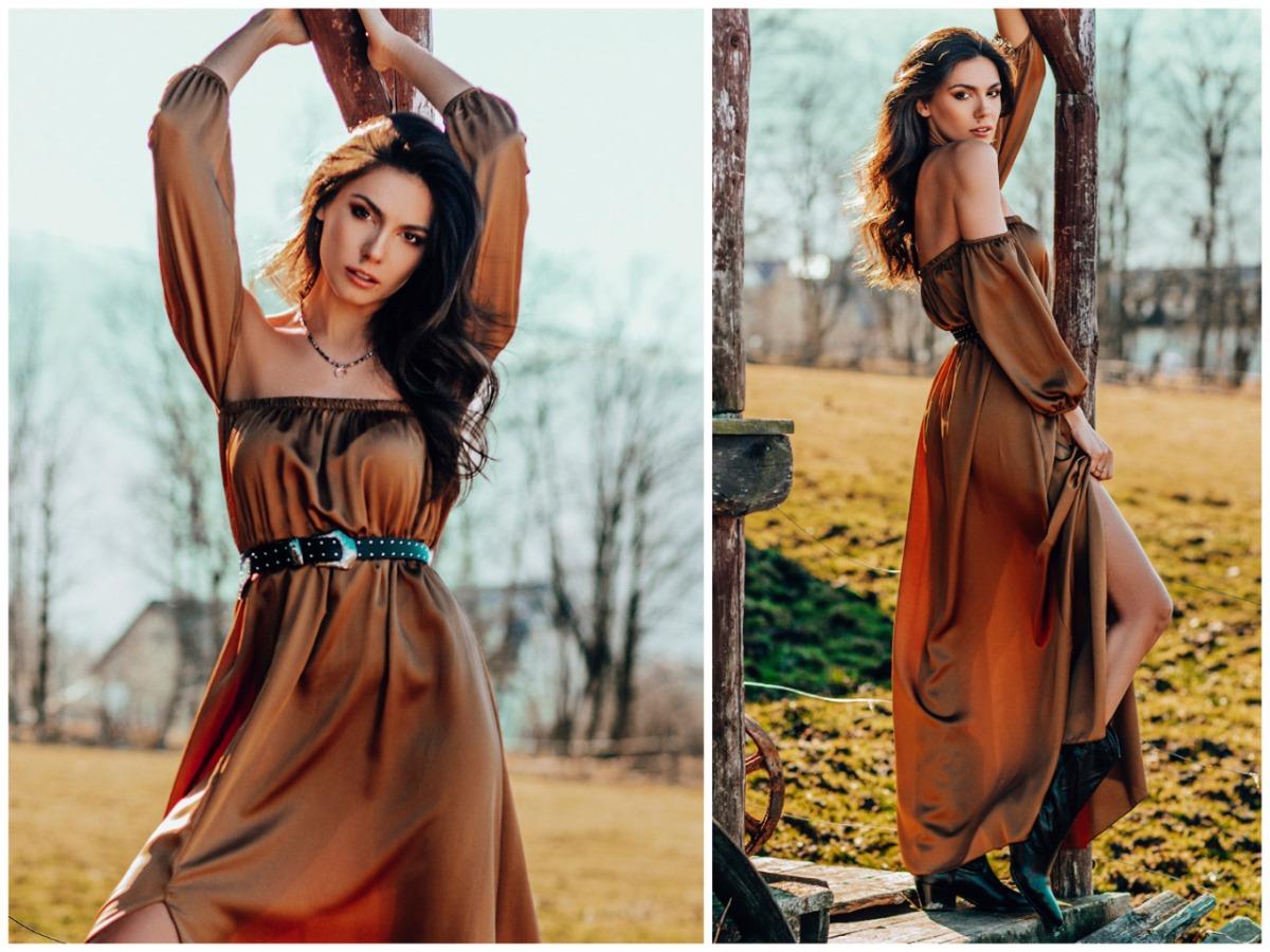 Сукні для груші — які модні фасони обирати для цієї фігури?